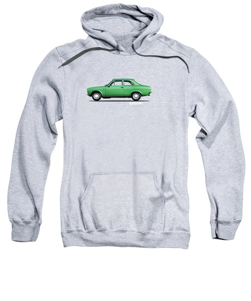 Escort Mark 1 1968 Sweatshirt by Mark Rogan