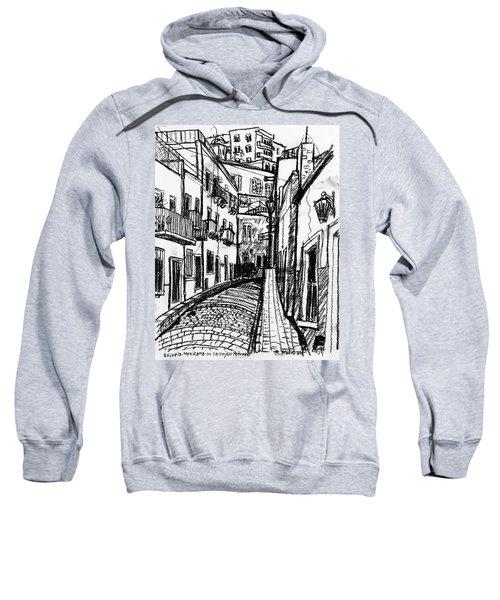 Escuela Mexicana Sweatshirt