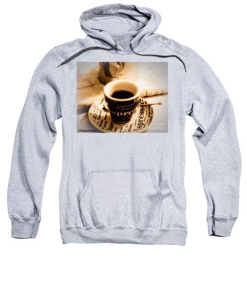 Espresso Anyone Sweatshirt