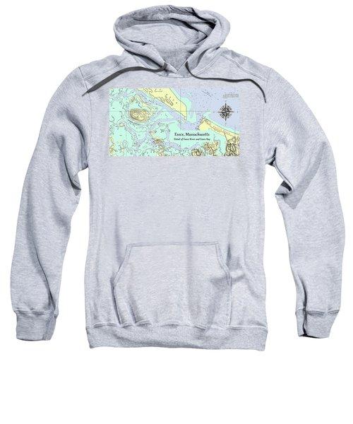 Essex River Detail Sweatshirt