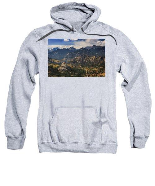 Estes Park Aerial Sweatshirt