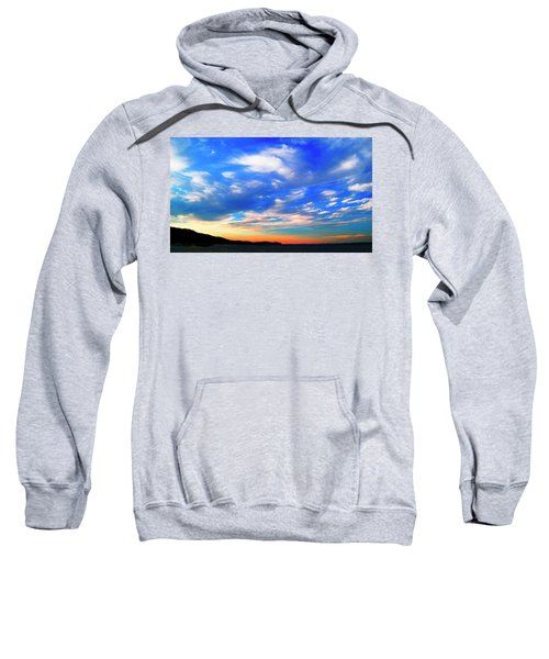 Estuary Skyscape Sweatshirt