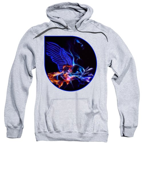 Ethnic Wing Of Fire T-shirt Sweatshirt