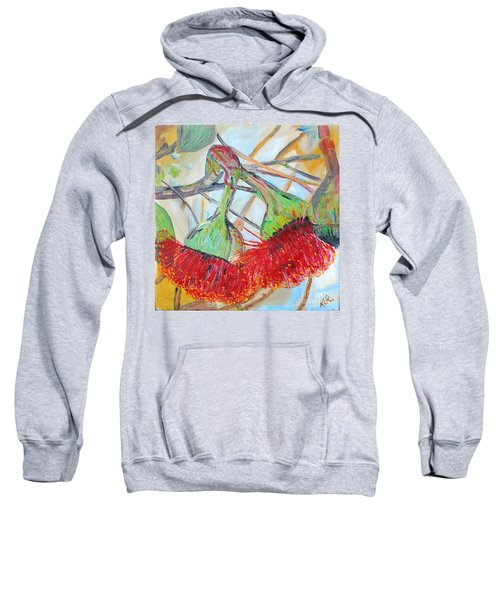 Eucalyptus Flowers Sweatshirt
