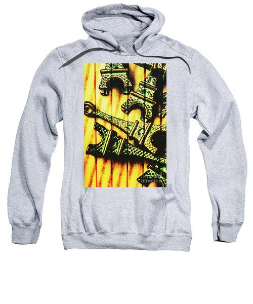 European Wall Art Sweatshirt