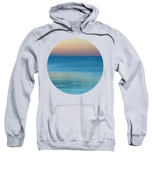 Evening At The Lake Sweatshirt