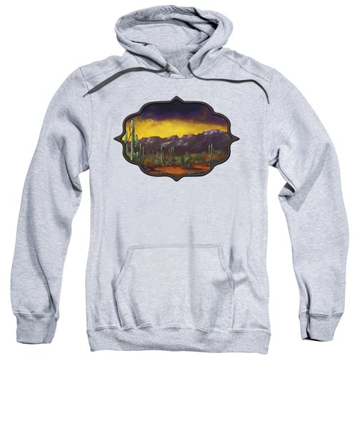 Evening Desert Sweatshirt
