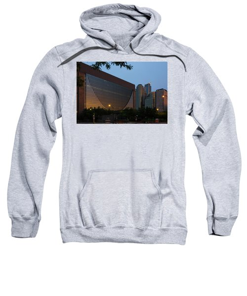 Evening In Downtown Minneapolis Sweatshirt