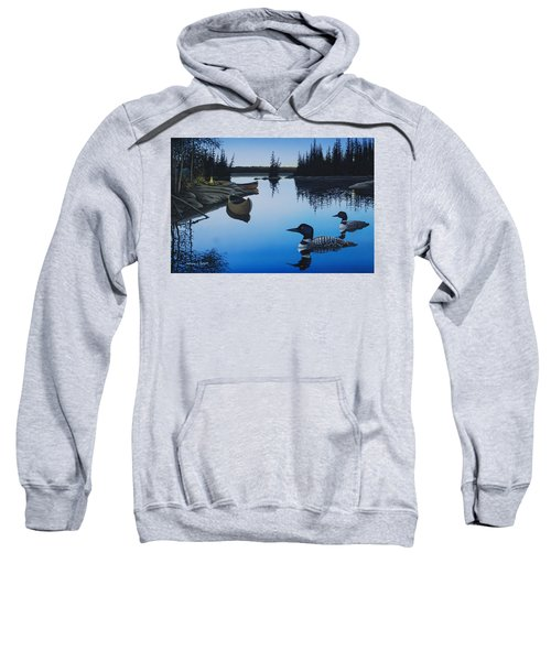Evening Loons Sweatshirt