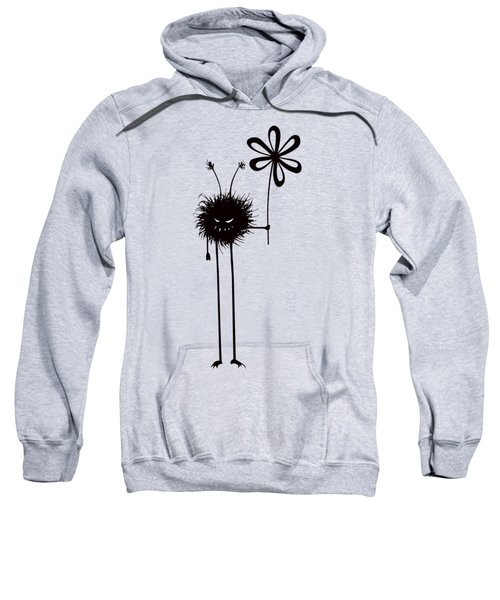 Evil Flower Bug Sweatshirt