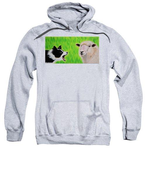 Ewe Talk'in To Me? Sweatshirt