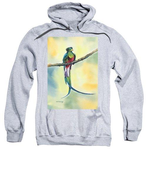 Exotic Bird Sweatshirt