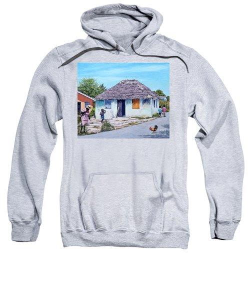 Exuma Thatch Hut Sweatshirt