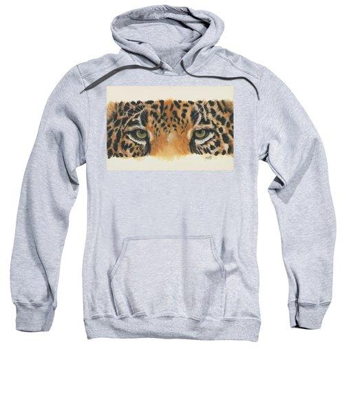 Jaguar Gaze Sweatshirt