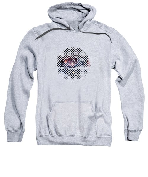 Eye Of Galaxy Sweatshirt