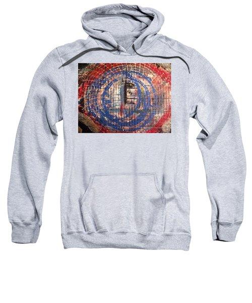 Eye Of The Beholder Sweatshirt