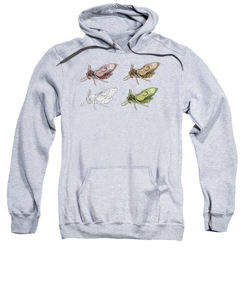 Eyed Hawk-moth Sweatshirt