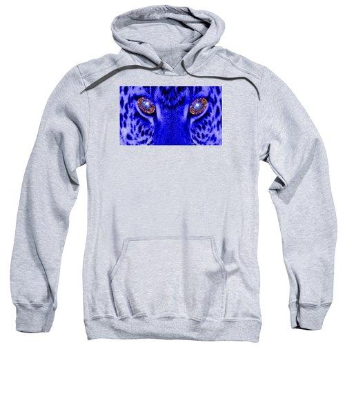 Eyes Of The Leppard Sweatshirt