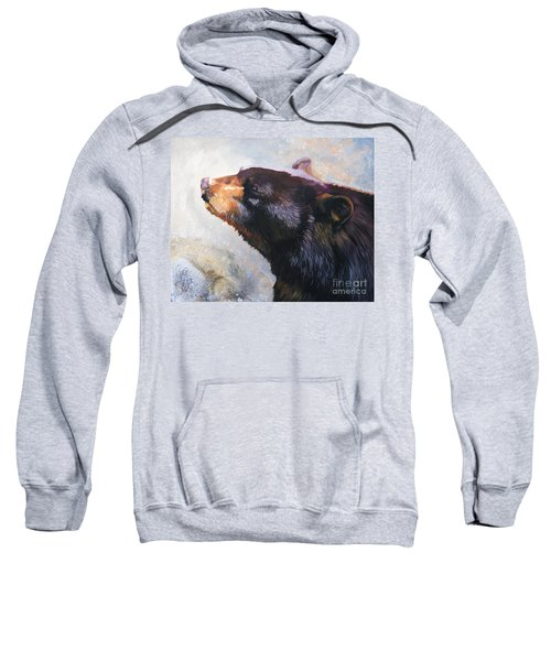 Eyes Turned Skyward Sweatshirt