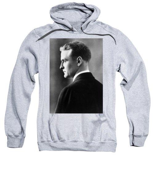 F. Scott Fitzgerald Circa 1925 Sweatshirt