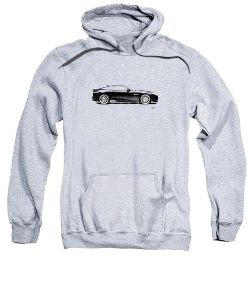 F-type Jaguar Sweatshirt