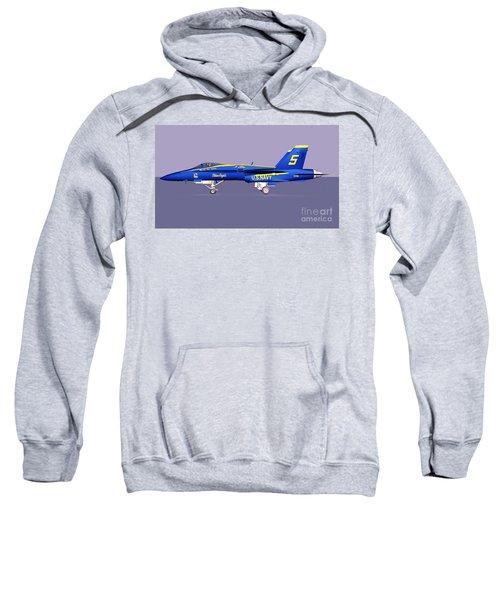F18 Super Hornet Sweatshirt
