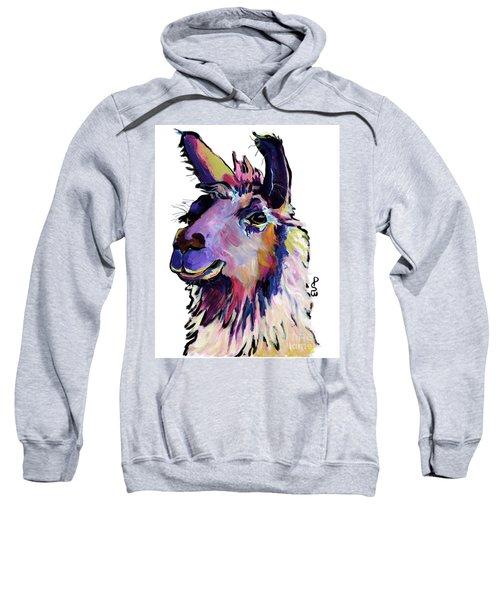 Fabio Sweatshirt by Pat Saunders-White
