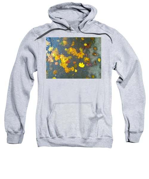 Fading Leaves Sweatshirt
