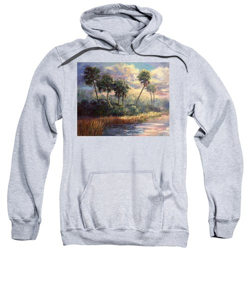 Fairchild Gardens Sweatshirt by Laurie Hein