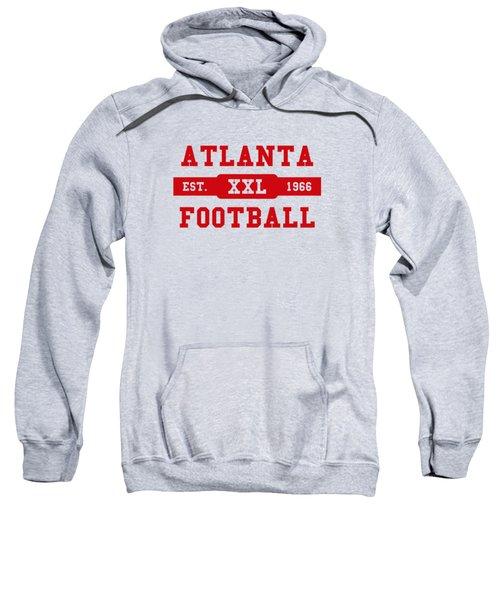 Falcons Retro Shirt Sweatshirt by Joe Hamilton