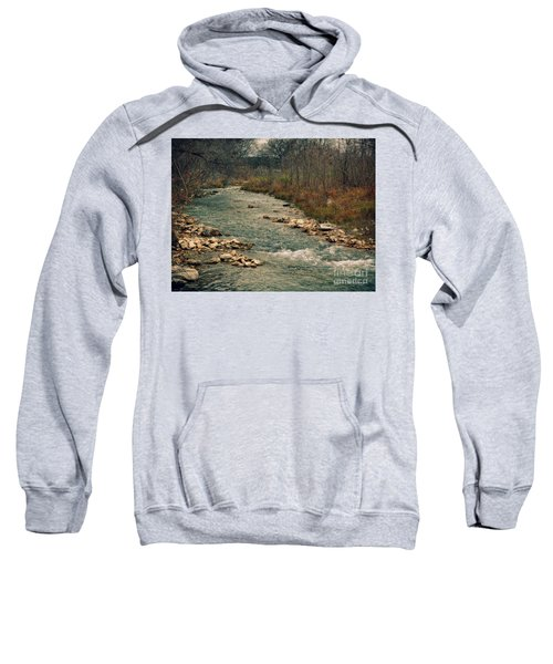 Fall Along The River Sweatshirt