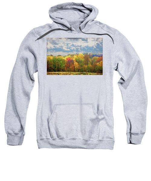 Fall At Shaw Sweatshirt