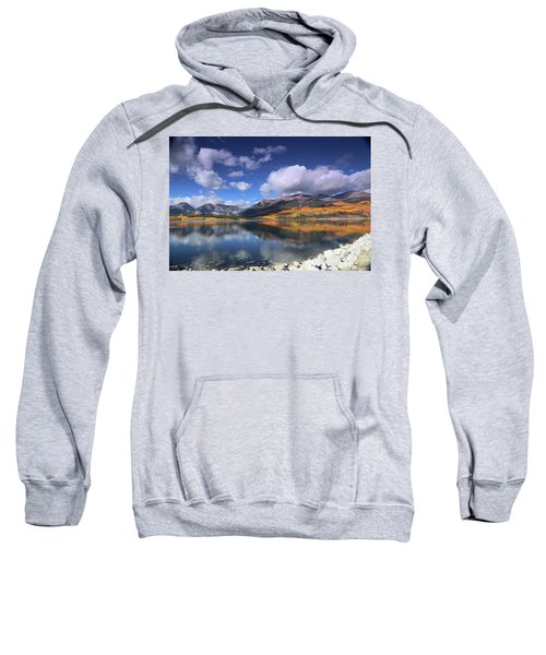 Fall At Twin Lakes Sweatshirt