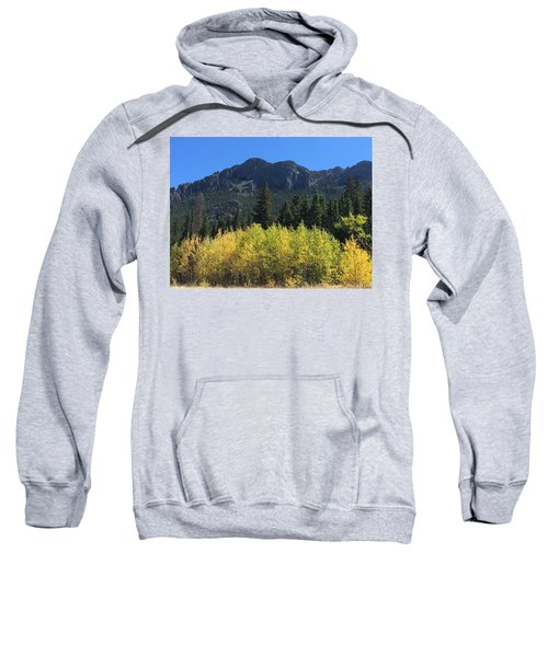 Fall At Twin Sisters Sweatshirt