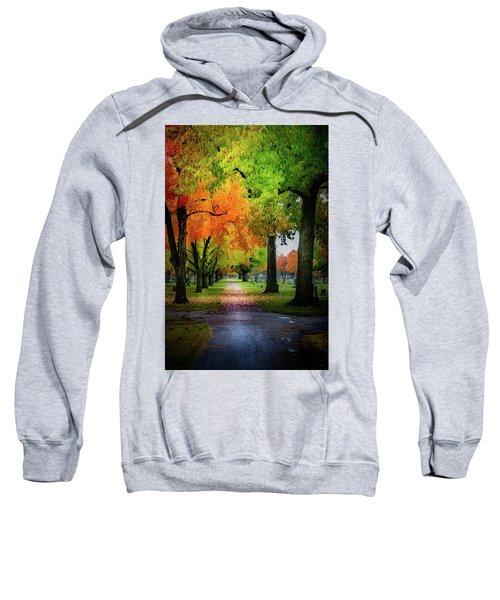 Fall Color Sweatshirt