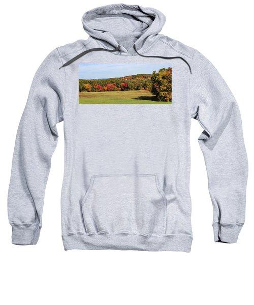 Fall Colors In Easthampton Sweatshirt