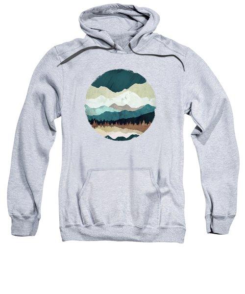 Fall Forest Night Sweatshirt