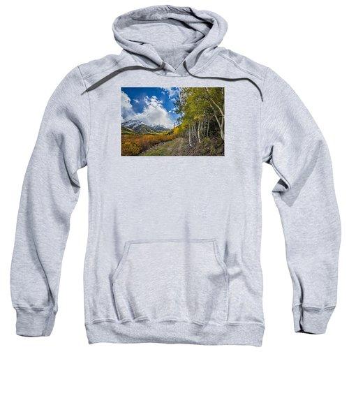 Fall In Colorado Sweatshirt