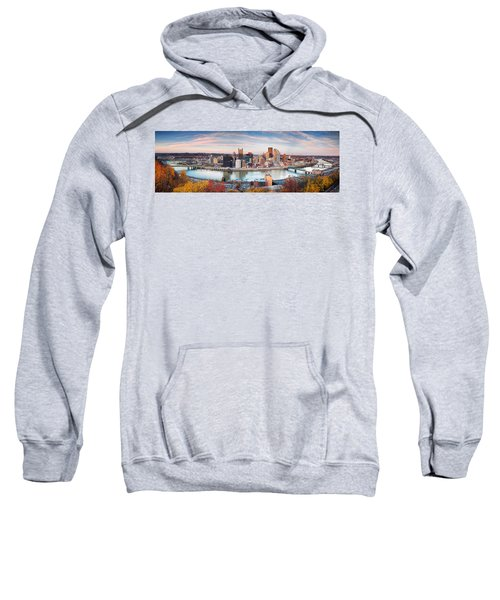 Fall In Pittsburgh  Sweatshirt
