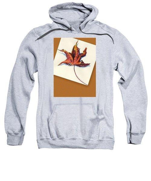Fall Leaf Sweatshirt