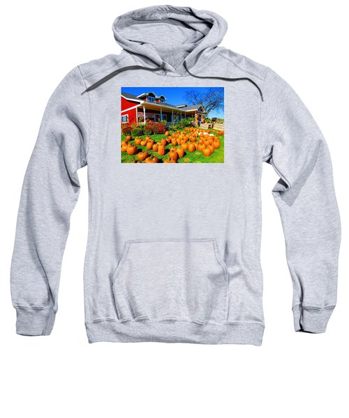Fall Market Sweatshirt