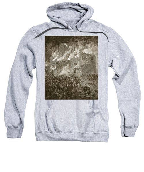 Fall Of The Alamo Sweatshirt