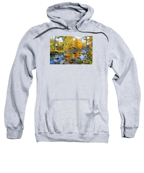 Fall Reflections In Jackson Sweatshirt