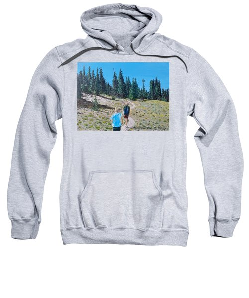 Family Hike Sweatshirt