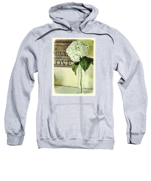 Family, Home, Love Sweatshirt