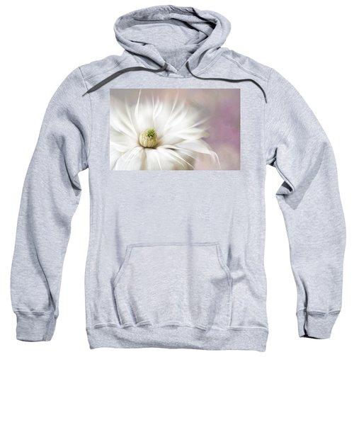 Fantasy Flower Sweatshirt