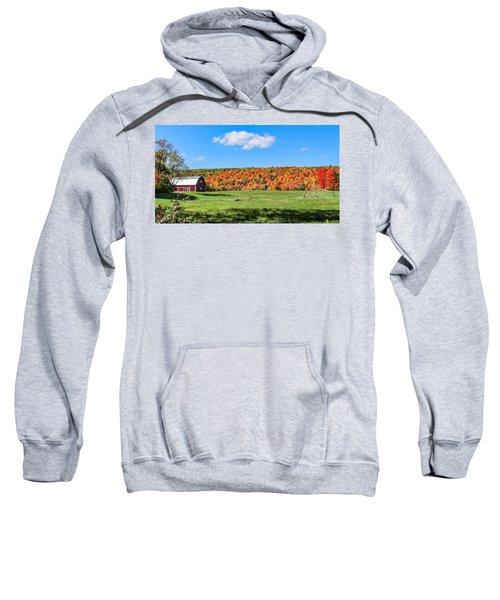 Farm View From Russellville Road Sweatshirt