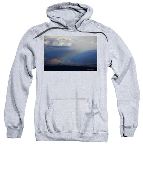 Fat Rainbow, Sedona Az Sweatshirt