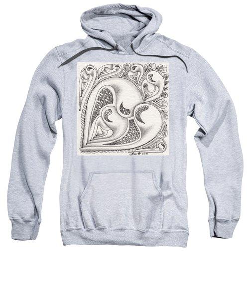 Father Heart Sweatshirt