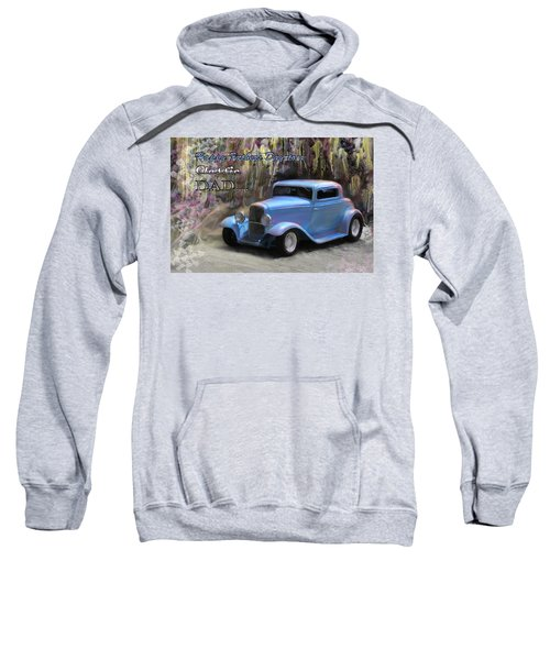 Fathers Day Classic Dad Sweatshirt